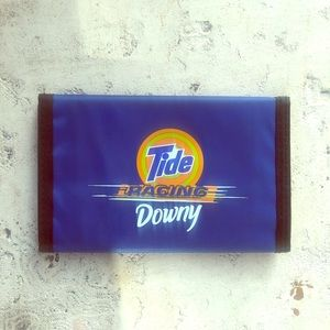 Vintage Advertising Wallet Tide Downey